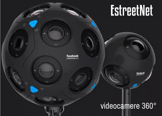 le camera 360